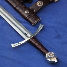 Windlass Steelcrafts Średniowieczny miecz templariuszy Boemund II