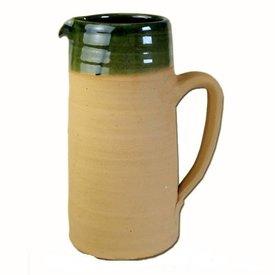 Zabytkowy kufel piwa 2 litrów
