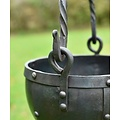 Early medieval cauldron 3,5 litre
