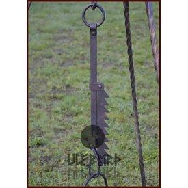 Ulfberth Medieval regolabile S-gancio 90 cm