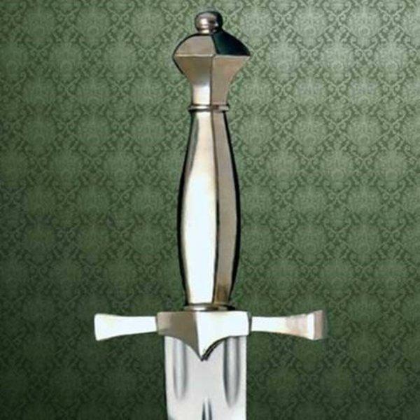 Windlass poignard Renaissance argentait