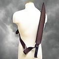 Windlass Steelcrafts machette authentique avec fourreau de cuir