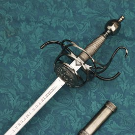 Windlass Steelcrafts Rapier Royal arsenaler