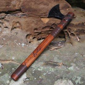 Viking axe Bjorn Ragnarsson with runes
