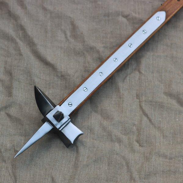 Windlass Mittelalterliche Kriegshammer 1400