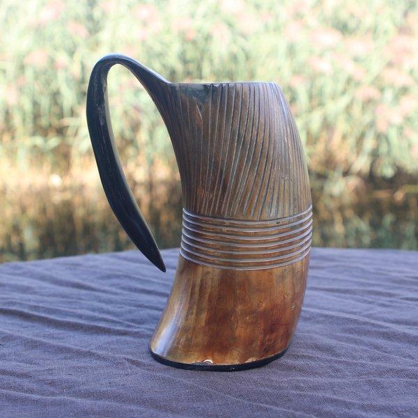 Epic Armoury Viking horn kop Hofstadir, 0,6L
