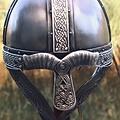 Windlass Steelcrafts Viking hjelm med drager
