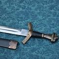 Windlass Steelcrafts Roi Arthur l'épée Excalibur