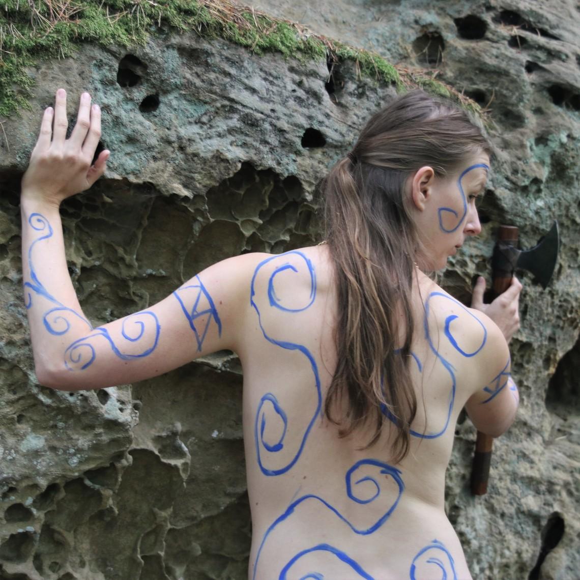 Epic Armoury Epic Effect make-up marineblauw