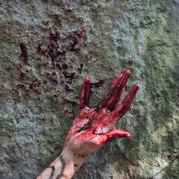 Gefälschte Blut 100 ml