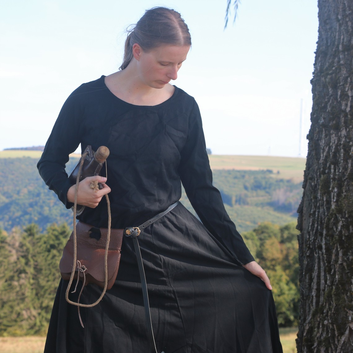 Leonardo Carbone Jurk Mary, zwart