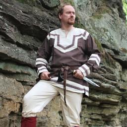 Bordado túnica celta