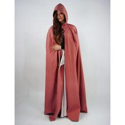 Cotton cloak, red