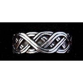 Norseman Ring, Silber