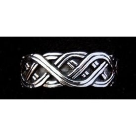 Norseman Ring, Srebrny