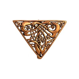 Insular Celtic brosch Book of Kells