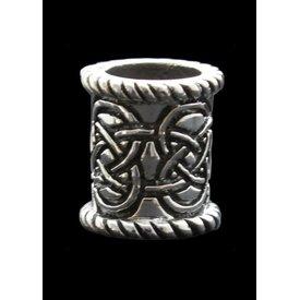 Sølv Keltisk beardbead