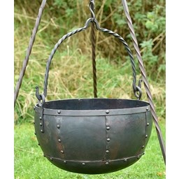 Vroeg-middeleeuwse ketel groot