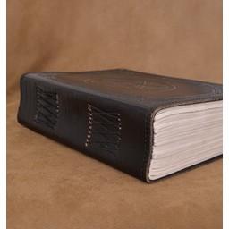 Black Leather książka z Pentagramu
