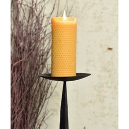 Handgeschmiedeten Kerzenhalter