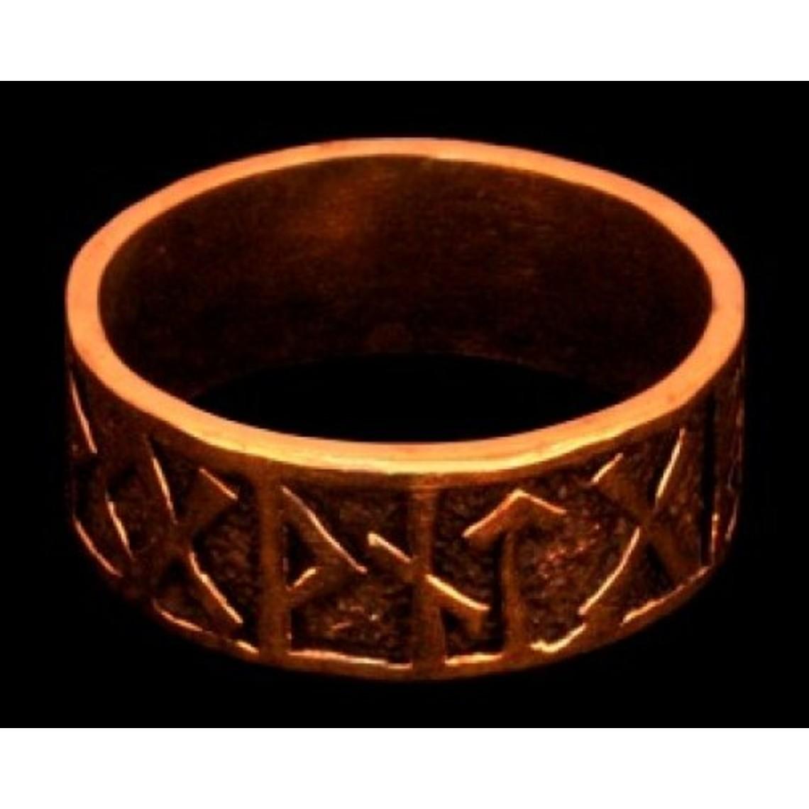 Bronzen runering