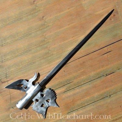 Broń drzewcowa & włócznia