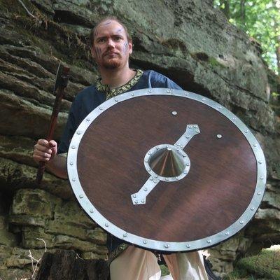 Boucliers viking