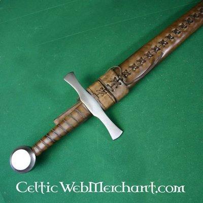 Dolk & sværd skede & bæltegehæng