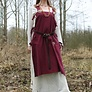 vestido vikingo hangeroc