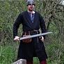 viking mantel cape