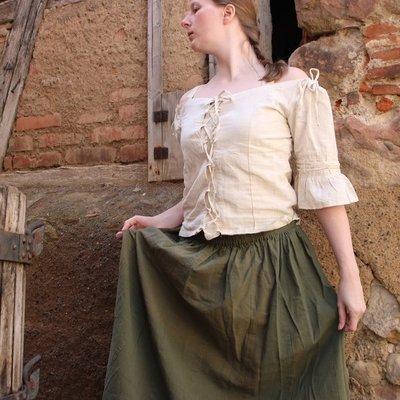 Faldas medievales