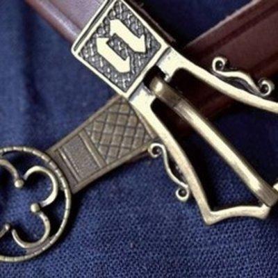 Cinturones, hebillas & adornos