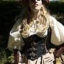 medieval corset