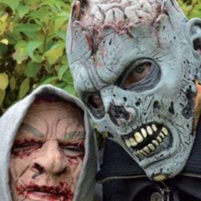 Maski LARP i rekwizyty postaci