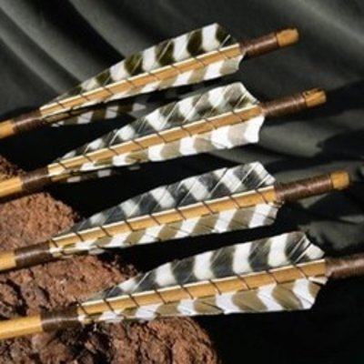 Archery arrows, targets & accessories