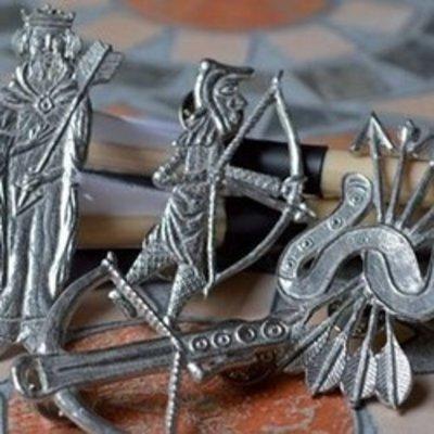 Pilgrim badges