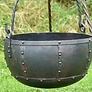 medieval cauldron