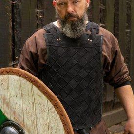 Epic Armoury Armure de Viking RFB en cuir, noir
