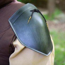 Epic Armoury Scout schouderplaten gebronsd