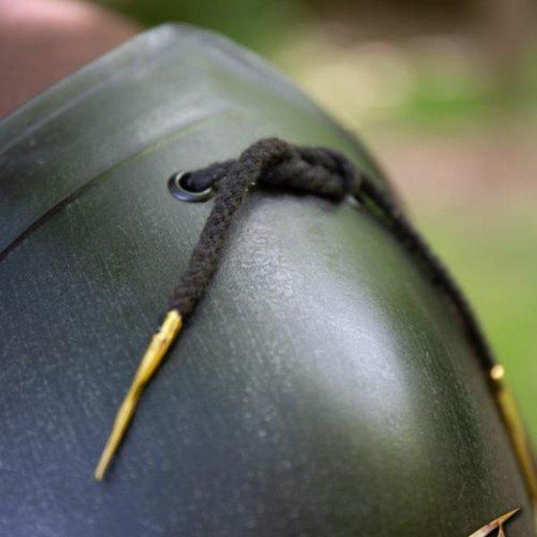 Epic Armoury Scout schouderplaten gezwart