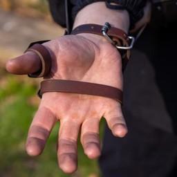 Demi-guanteletes negro scout