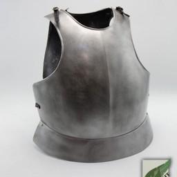 LARP coraza medieval mercenario