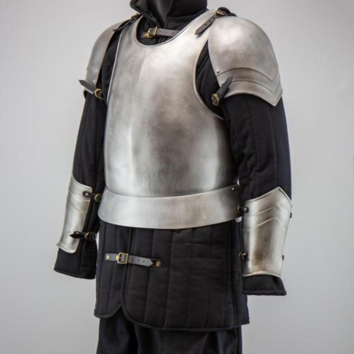 Epic Armoury LARP napierśnik średniowieczny Mercenary