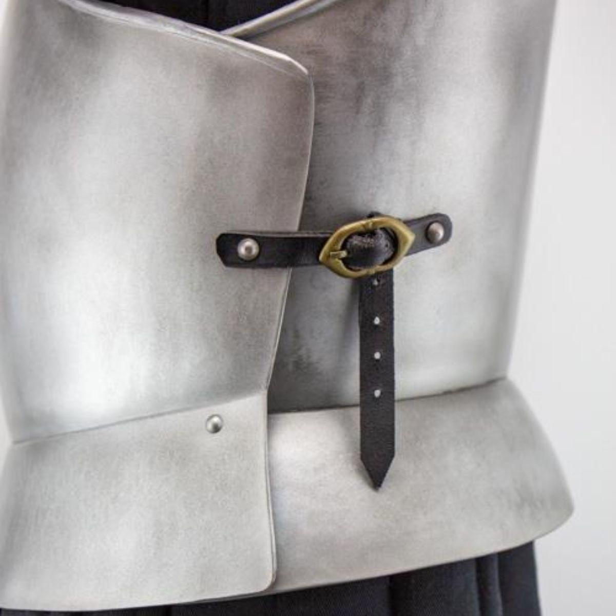 LARP middeleeuwse kuras Mercenary