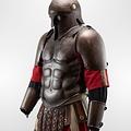 Epic Armoury LARP Romeinse Griekse musculata