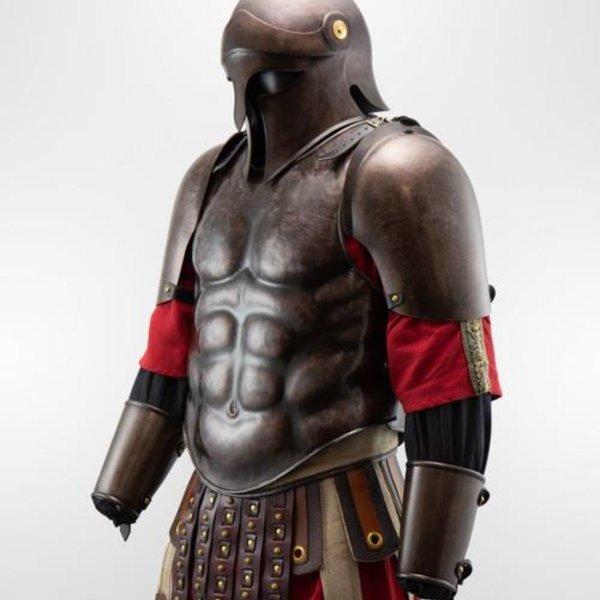 Epic Armoury LARP Greek Roman musculata