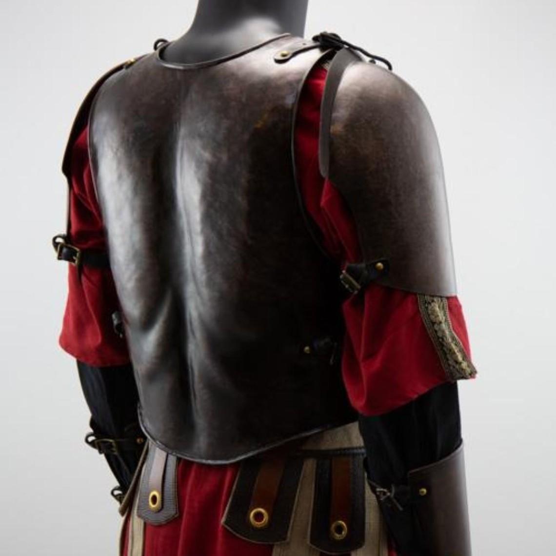 Epic Armoury musculata GRV greco-romana