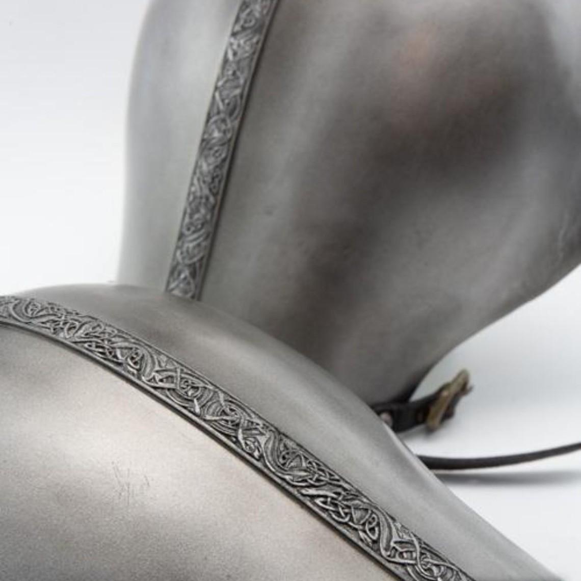 Epic Armoury Schulterplatten Wiking