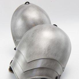 Epic Armoury LARP medeltida Pauldrons Mercenary
