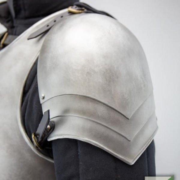 Epic Armoury LARP mittelalterliche Schulterplatten Mercenary